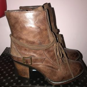 Cute ankle boots